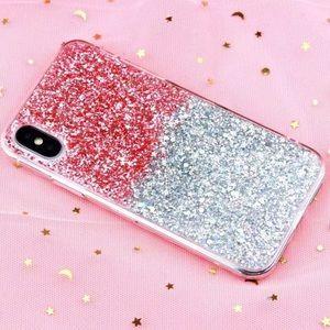 Accessories - NEW iPhone MAX/X/XS/7+/8+/7/8/6+/6 Sequin Case